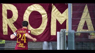 Serie A: Roma-Juventus 2-0