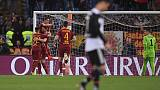 Roma secure late win as Juve break with 116-year tradition