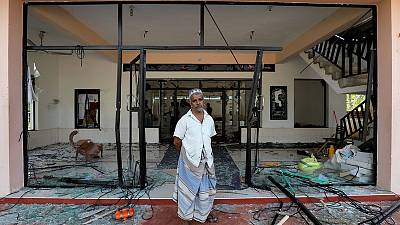 Sri Lanka imposes new curfew as mosques attacked