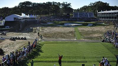 Bethpage Black no beast but will offer a stern test at PGA Championship