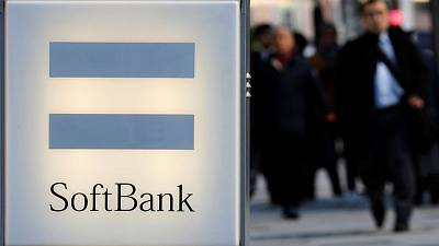 SoftBank's Vision Fund invests $800 million in Britain's Greensill