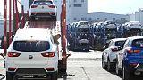 تراجع مبيعات السيارات في الصين 14.6% على أساس سنوي في أبريل