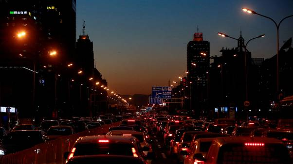 China auto sales fall 14.6% on year in April, tenth month of decline