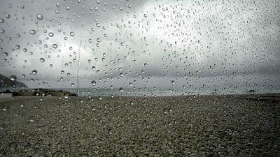 Pioggia e vento, chiuso tratto Ss 744