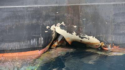 Saudi Arabia says its oil tankers among those hit off UAE coast