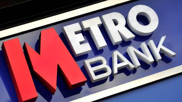 Metro shares slip after British bank moves to reassure customers