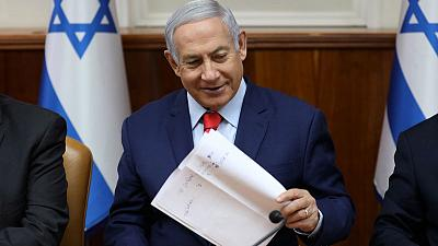 Israel's Netanyahu gets two-week extension to form government