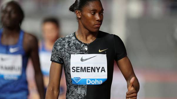 South African government instructs athletics body to appeal Semenya decision