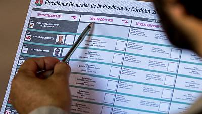 Argentine provincial vote points to election challenge for Macri - and Fernandez