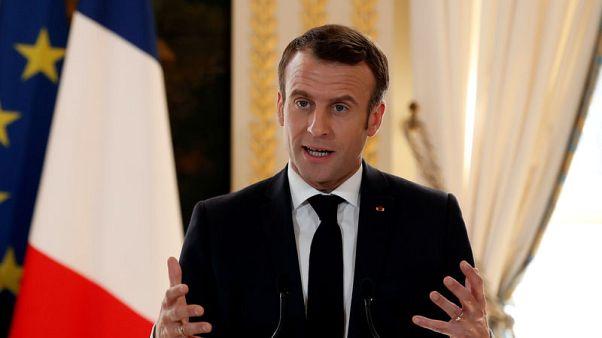 Two years into presidency, Macron refocusing economic reform drive