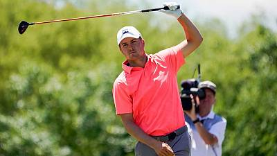 Spieth says he is close to top form, but critics not so sure
