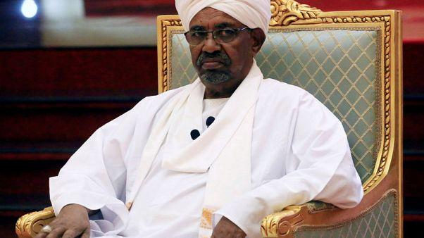 النيابة العامة السودانية توجه للبشير تهم الاشتراك والتحريض على قتل متظاهرين