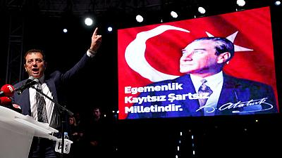 Turkish election board rejects opposition bid to annul votes