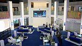 بورصات الخليج تهبط بفعل توترات التجارة والقلق من هجمات على سفن
