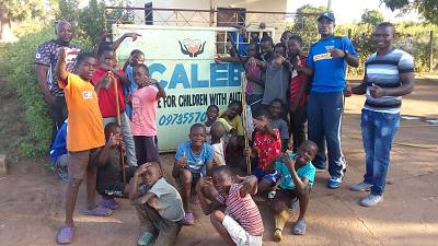 Rugby: Youth Ruggers in Zambia Making a Difference in Society
