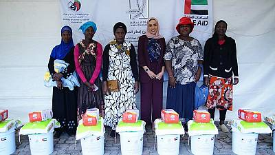 UAE Embassy overseeing Iftar Sa'em Programme in South Africa