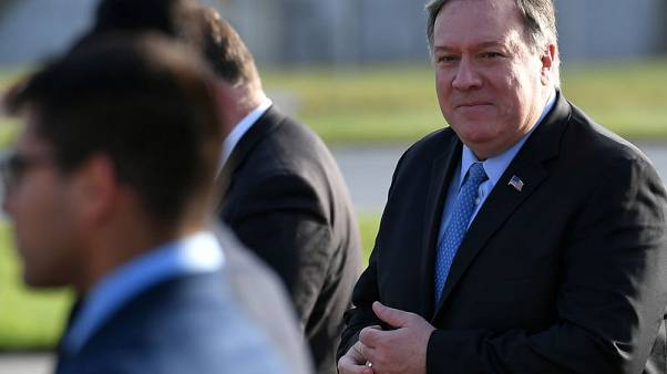 Pompeo shares details on 'escalating' Iran threats in Brussels - U.S. State Dept