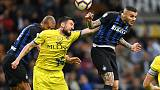 Inter return to third spot with win over Chievo