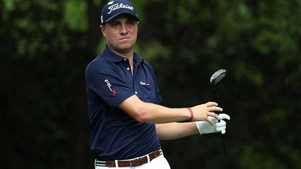 Golf - Thomas withdraws from PGA Championship with wrist injury