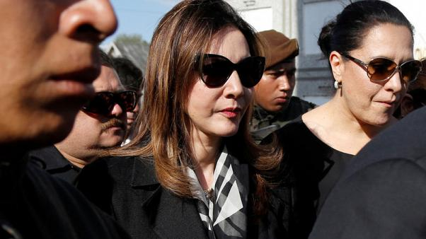 Guatemala court bars ex-dictator's daughter from presidential race