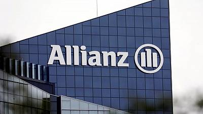 Allianz first quarter net profit edges up in line with expectations