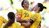 Foot dames: un groupe australien expérimenté pour le Mondial-2019