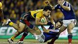 Jetlagged Toomua says ready to step up for Rebels