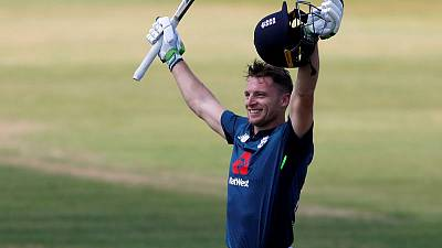 Buttler 'demoralising' top order team mates, says amused Roy
