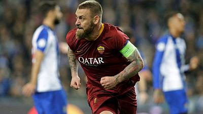 De Rossi to leave AS Roma at end of season - club