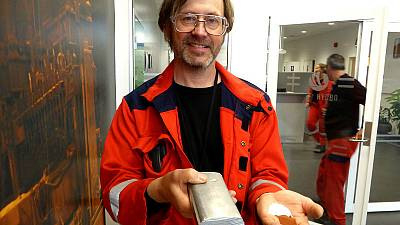 Norsk Hydro looks to master magnetism to keep carbon promise