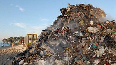 Sequestrate 27 tonnellate rifiuti su Tir