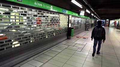 Bloccate due tratte linea 2 metro Milano
