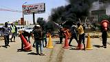 """Four die in Sudan protests as military rulers say won't allow """"chaos"""""""