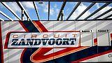 Le circuit de Zandvoort, le 14 mai 2019 aux Pays-bas