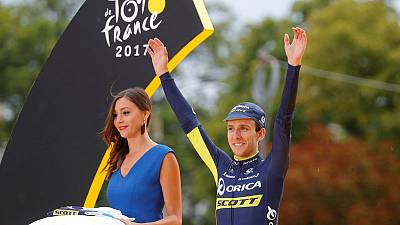 Cycling - Yates returns to complete unfinished Giro d'Italia business
