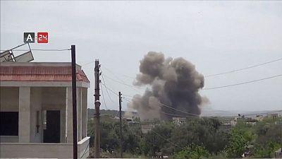 Turkey, Russia discuss reducing tension in Syria's Idlib