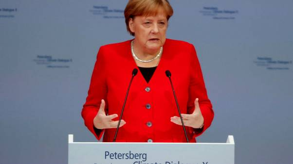 Merkel vows to make Germany CO2 neutral by 2050