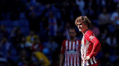 Barca ready to make renewed bid for Atletico's Griezmann - media