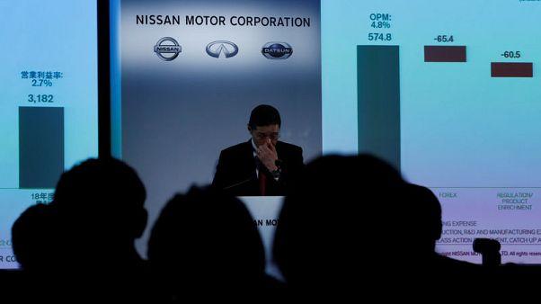 Nissan flags weakest profit in 11 years as Ghosn woes weigh
