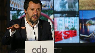 Salvini, troppa sintonia tra Pd e M5s