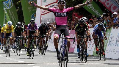 "Giro: UAE ferma Molano per ""esami"""