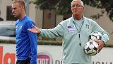 """De Rossi,Lippi,""""se potesse, resterebbe"""""""