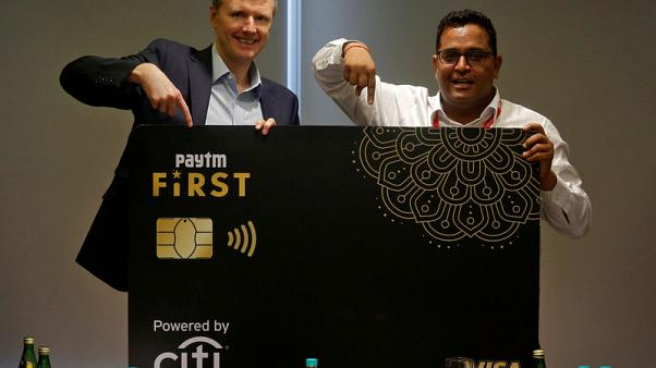 Citigroup look to vastly expand India reach with Paytm tie-up
