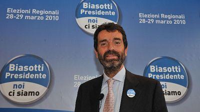 Gdf in sedi del gruppo Biasotti