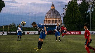 Trofeo Galeazzi a Roma,ecco gli Under 14