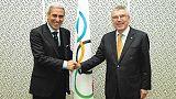 Sport: Chiulli eletto presidente Gaisf