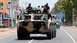 قوات الأمن تنظم دوريات في مناطق اجتاحها عنف ضد المسلمين في سريلانكا