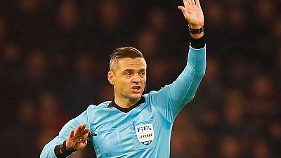 Slovenian Skomina to referee Champions League final