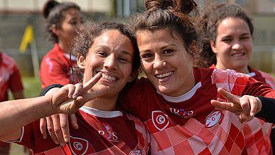 L'équipe de Tunisie féminine de rugby de retour en Tunisie