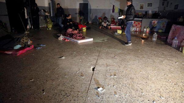 وكالات إغاثة في ليبيا تدعو لقرار من مجلس الأمن يحمي من تقطعت بهم السبل وسط القتال